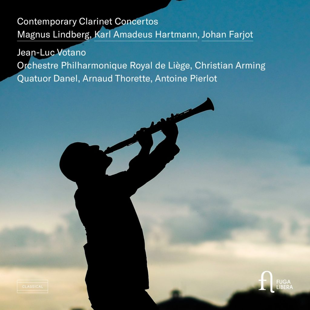 Contemporary Clarinet Concertos, Fuga Libera